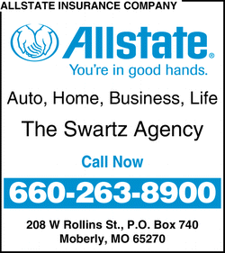 Menu for Allstate Insurance Jerry Swartz