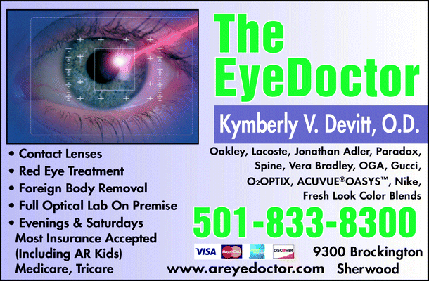 Menu for Eyedoctor The