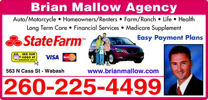 Menu for Mallow Brian Agency