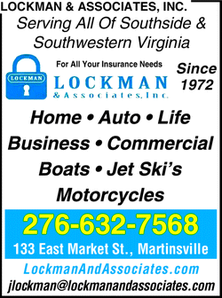 Menu for Lockman & Associates