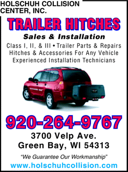 Menu for Holschuh Collision Center