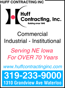 Menu for Huff Contracting Inc